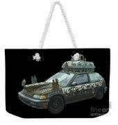 Heaven Or Hell Car Weekender Tote Bag