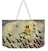 Heaven Sent Weekender Tote Bag by Bill Cannon