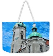 Heavenly Blues				 Weekender Tote Bag