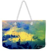 Heaven's Colors Weekender Tote Bag