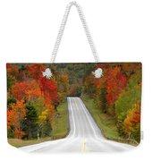 Heavens Highway Weekender Tote Bag
