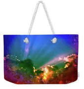 Heaven's Jewels Weekender Tote Bag by Kevyn Bashore