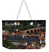 Heidelberg Germany Weekender Tote Bag
