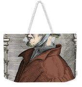 Heinrich Cornelius Agrippa, German Weekender Tote Bag