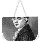 Heinrich Von Kleist Weekender Tote Bag