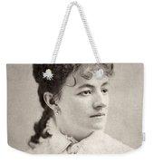 Helena Modjeska (1840-1909) Weekender Tote Bag