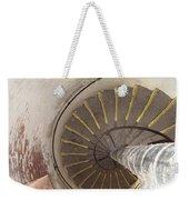 Helical Stairway Weekender Tote Bag