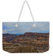 Helicopter View Of The Grand Canyon Weekender Tote Bag