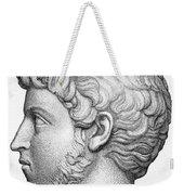 Heliogabalus (204-222) Weekender Tote Bag