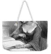 Heloise (c1101-c1163) Weekender Tote Bag
