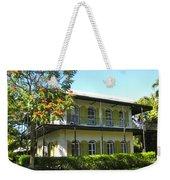 Hemingway's House Weekender Tote Bag