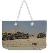 Hemtt Trucks Carry Combat Modified Weekender Tote Bag
