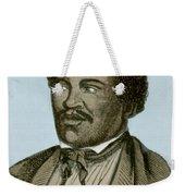 Henry Box Brown, African-american Weekender Tote Bag by Photo Researchers