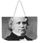 Henry Wilson Weekender Tote Bag by Photo Researchers