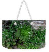 Hens And Lace Weekender Tote Bag
