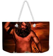 Hephaestus Weekender Tote Bag by Lourry Legarde