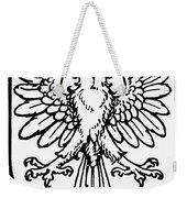 Heraldry: Birds Weekender Tote Bag