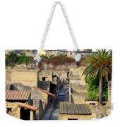 Herculaneum Ruins Weekender Tote Bag