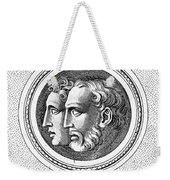 Hercules And Hylas Weekender Tote Bag