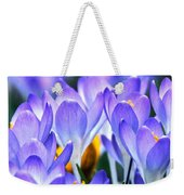 Here Come The Croci Weekender Tote Bag
