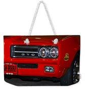 Here Comes The Judge Weekender Tote Bag