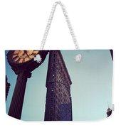 Here Weekender Tote Bag by Katie Cupcakes