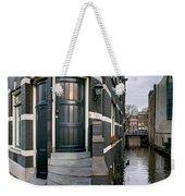 Herengracht 395 Bis. Amsterdam Weekender Tote Bag