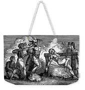 Heresy: Torture, C1550 Weekender Tote Bag