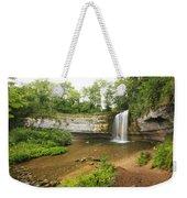 Herisson Waterfalls Weekender Tote Bag