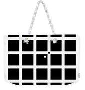 Hermann-hering Illusion Weekender Tote Bag