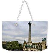 Heros Square - Budapest Weekender Tote Bag