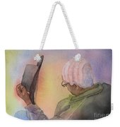 Hiawatha's Hair Weekender Tote Bag