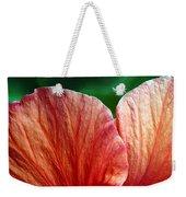Hibiscus Fandango Weekender Tote Bag