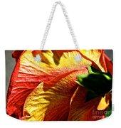 Hibiscus Fashion Weekender Tote Bag