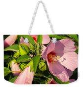 Hibiscus In Summer Weekender Tote Bag