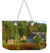 Hidden Barn Weekender Tote Bag