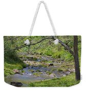 Hidden Creek Weekender Tote Bag