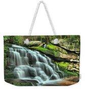 Hidden Elakala Falls Weekender Tote Bag
