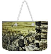 Hidden From Stones  Weekender Tote Bag