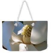 Hidden Magnolia Weekender Tote Bag by Carol Groenen