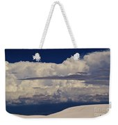 Hidden Mountains In The Shadows Of The Storm Weekender Tote Bag