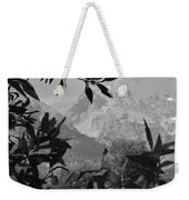 Hidden View Bw Weekender Tote Bag