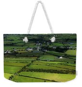 High Angle View Of Buildings In A Weekender Tote Bag