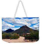 High Chaparral Ranch Weekender Tote Bag