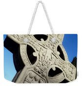High Cross, Monasterboice, Co Louth Weekender Tote Bag