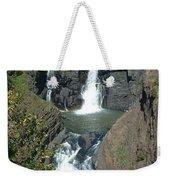 High Falls Grand Portage Weekender Tote Bag