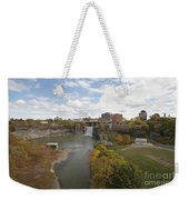 High Falls Weekender Tote Bag