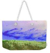High Green Pastures  Weekender Tote Bag