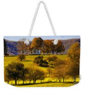High On A Hill  Weekender Tote Bag