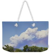 High Park Fire Larimer County Colorado  Weekender Tote Bag by James BO  Insogna